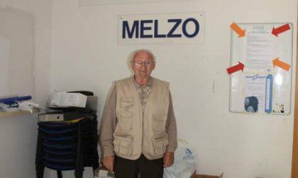 """Melzo, la Croce Bianca piange il """"nonno"""""""