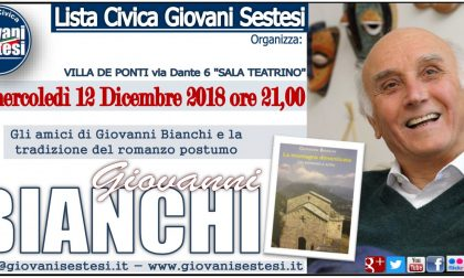 Giovanni Bianchi: l'onorevole-scrittore e il suo romanzo postumo