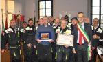 Vaprio premia l'ex coordinatore della Protezione civile FOTO