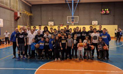 Basket Serie D Inzago chiude un super 2018 con la vittoria sul CM Cassina