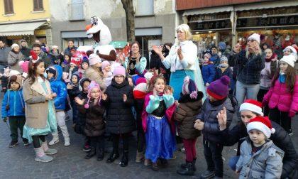 Babbo Natale in Vespa a Gorgonzola FOTO