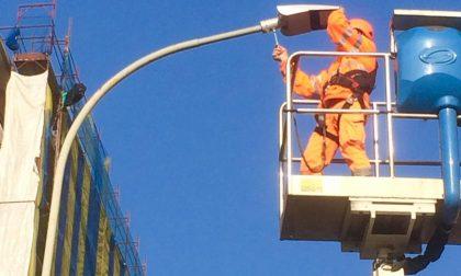 Illuminazione pubblica al via la sostituzione di 4.700 punti luce