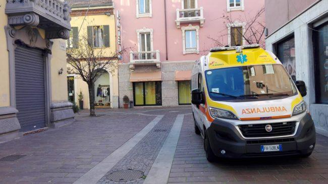 cinquantenne trovato morto in albergo