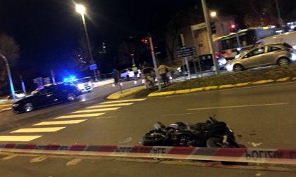 Incidente a Cinisello: morto motociclista di Vedano al Lambro