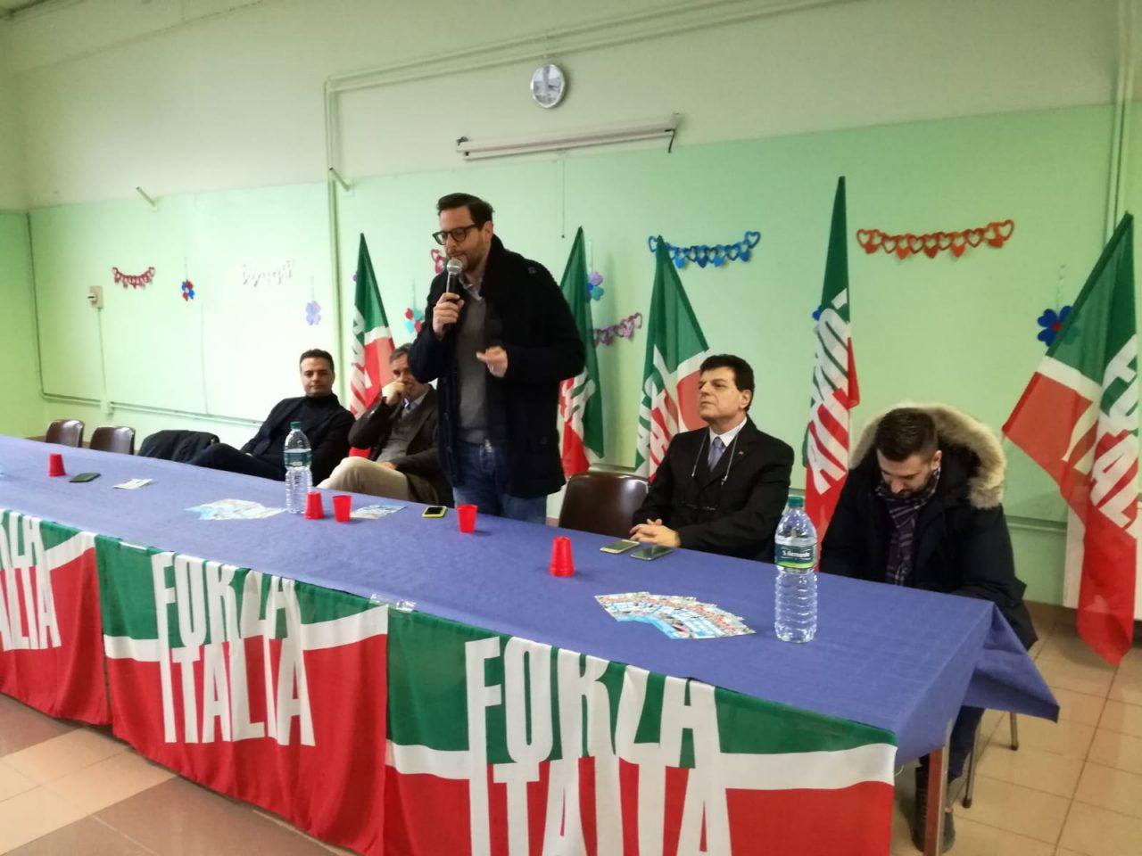 Festa di Natale Forza Italia Cologno Monzese