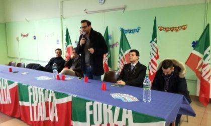Festa di Natale con Forza Italia a Cologno Monzese