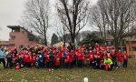 Christmas Run invasione di 650 Babbi Natale FOTO