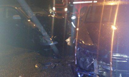 Incidente a Segrate, San Felice bloccata