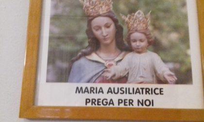 Rubate le corone d'oro della Madonna e del Bambino da Casa San Giuseppe