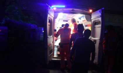 Dodicenne aggredito e incidente SIRENE DI NOTTE