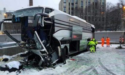Incidente Flixbus a Zurigo: la vittima è una mamma lombarda
