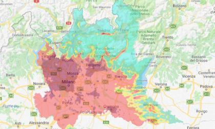 Smog in aumento in Lombardia, scattano i blocchi LA SITUAZIONE