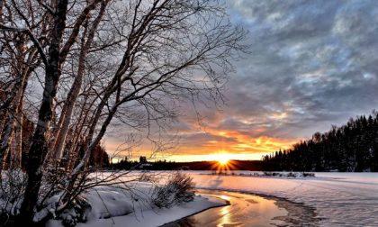 Torna il freddo possibile neve anche a bassa quota PREVISIONI METEO