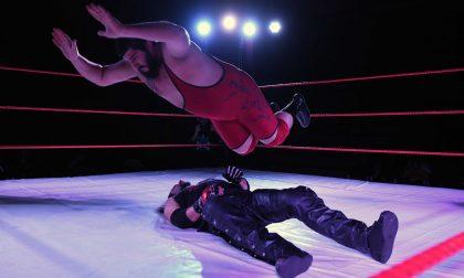 Il wrestling italiano arriva in Martesana