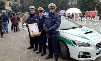 A Brugherio la Polizia Locale fa novanta. Un libro per celebrarla