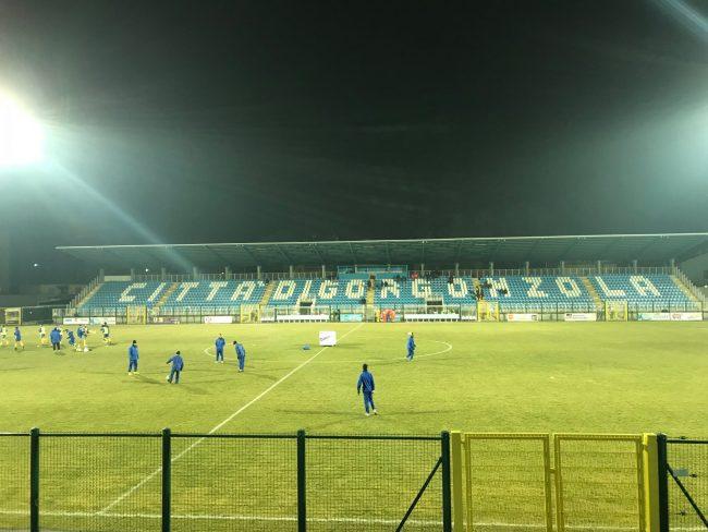 Calcio, serie C: Giana-Fermana in campo (FINALE 1-1)