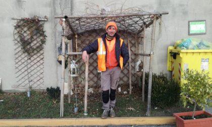 Ladri e maleducati all'isola ecologica di Gorgonzola