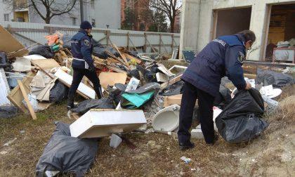 Cantiere Aler trasformato in discarica: sequestrato dalla Polizia