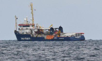 Sea Watch da  Pioltello parte l'appello alle massime cariche dello Stato