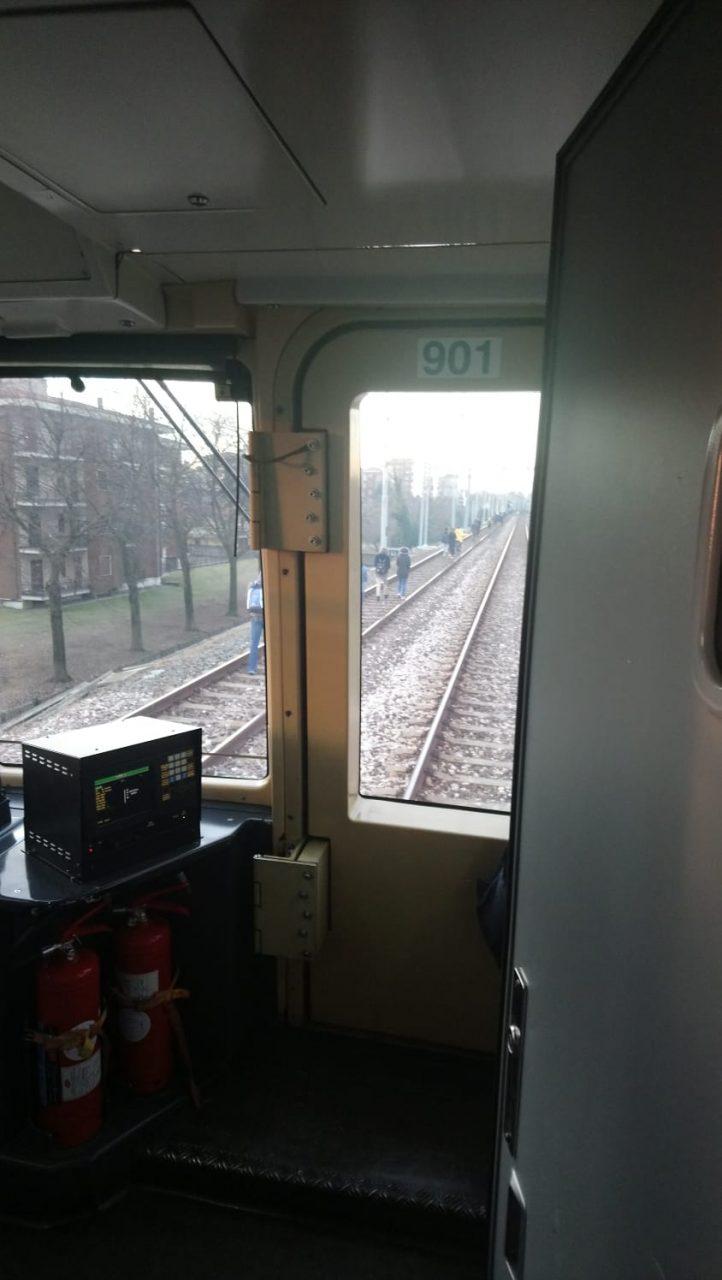Guasto alla Metro