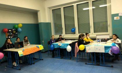 Cernusco, studenti protagonisti a scuola FOTO