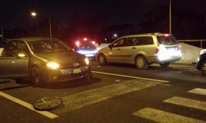 Incidente a Gessate, traffico bloccato