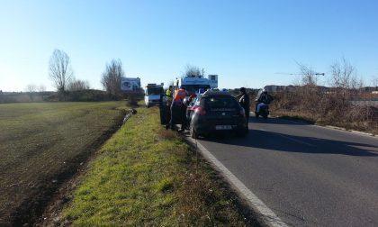 Investe ciclista e si dà alla fuga arrestato 63enne di Vaprio