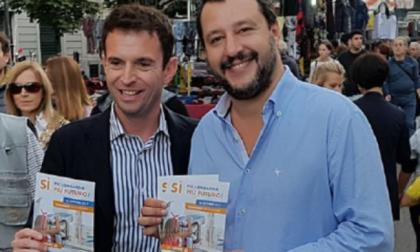 Caso Diciotti: Lega in piazza a Milano per sostenere Salvini
