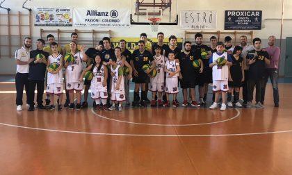 """Segrate e Bussero in campo a Cassina per un basket """"senza limiti"""" FOTO"""