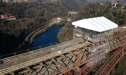 E' ufficiale: il Ponte di Paderno riapre tra un mese