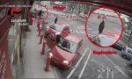 Scippava le vecchiette sul pianerottolo, arrestato VIDEO