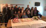 Festa al don Gnocchi di Pessano per la centenaria Enrichetta