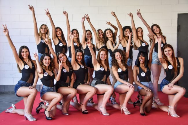 Miss Italia: ecco le nostre bellezze che hanno superato il primo casting Regionale FOTO