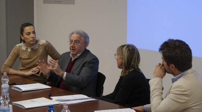 Il direttore dell&#8217&#x3B;Ufficio di Milano del Parlamento europeo, Bruno Marasà visita la sede Netweek VIDEO