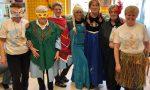 Un sorriso per i bimbi che passano Carnevale in ospedale FOTO