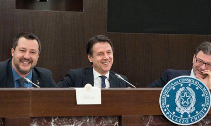 """Salvini svela: """"la mia prima fidanzata era di Cassina"""""""