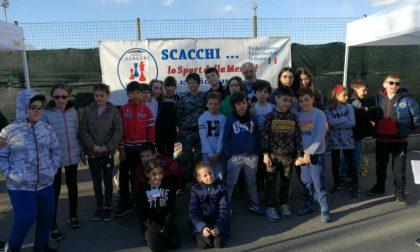Scacchi, Gorgonzola e Bussero scuole top al torneo provinciale FOTO