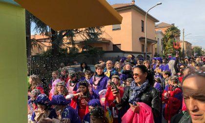 Carnevale a Carugate con un tributo speciale FOTO