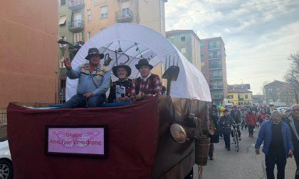 Carnevale a Vimodrone con diversi temi FOTO