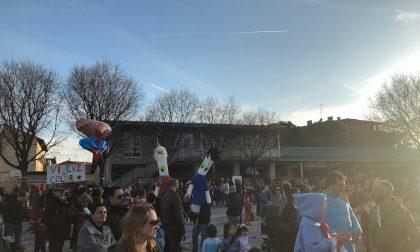 Carnevale a Cernusco con la banda FOTO