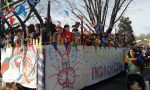 Carnevale a Inzago con carri unici FOTO