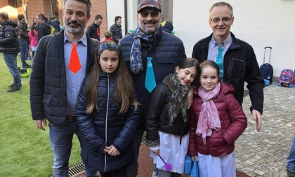 Festa del papà, in Martesana colazioni a scuola coi bimbi FOTO