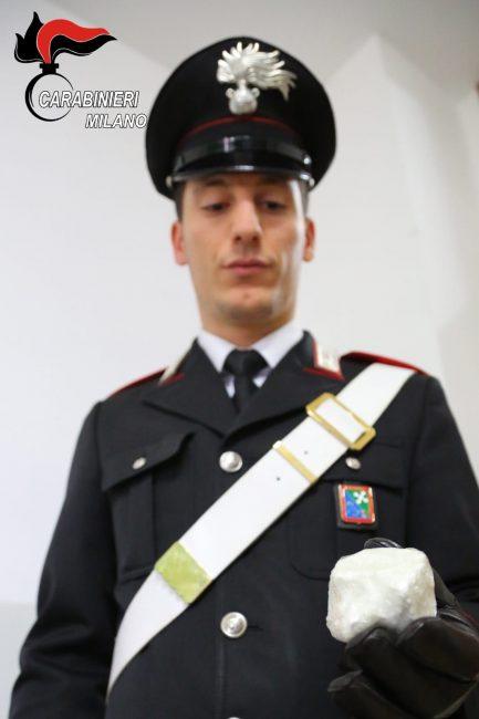 droga cocaina carabinieri 2