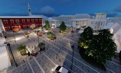 Una nuova piazza per Liscate … un sogno nel cassetto