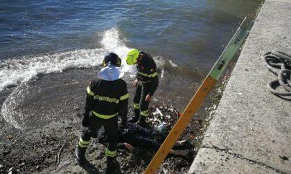 Tragedia: dalle acque del Lario riemergono due corpi senza vita