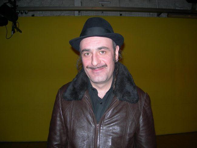 Tonino Carotone canta con la banda di Trezzo sull&#8217&#x3B;Adda