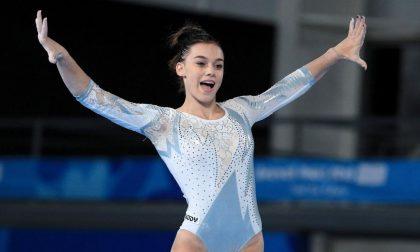 Infortunio agli Italiani, niente Olimpiadi per Giorgia Villa