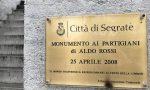 Monumento ai partigiani, sfregiata la targa
