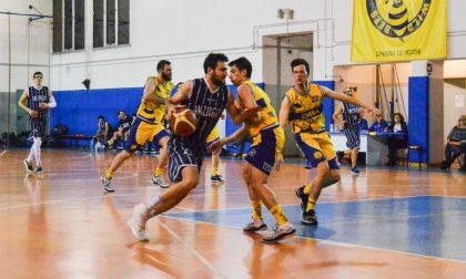 Basket Serie D, risultati della 3a giornata: Inzago e Cassina sorridono, primo stop per Melzo