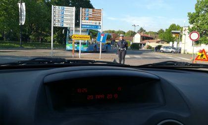 Ponte di Trezzo chiuso, code in autostrada al casello di Capriate nelle ore di punta
